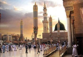 Masjid-Nabvi-Madina-Saudia