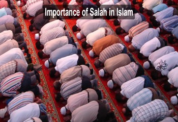 Importance of Salah in Islam