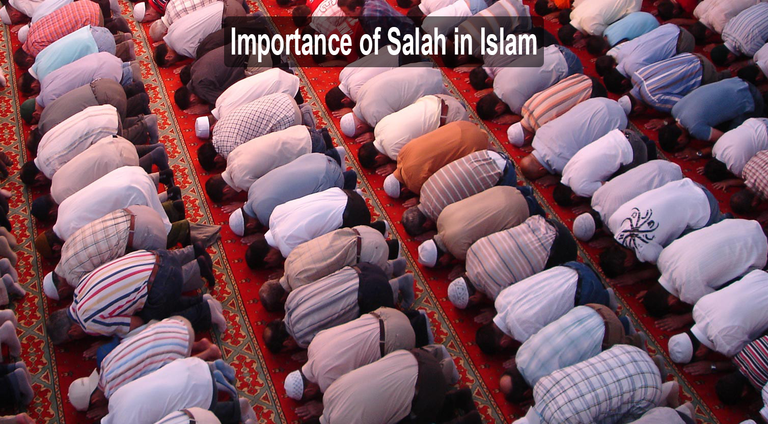 Importance of Salah in Islam